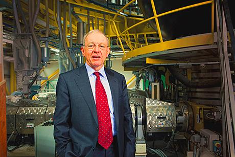 Cameron McLatchie, British Polythene Industries (BPI) plc