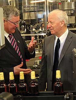 The BenRiach Distillery Company