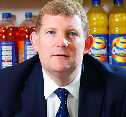 Barr looks on bright side after profits dip