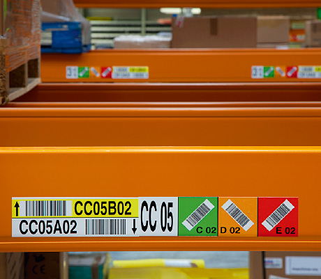Technology Supplies' new headquarters is benefiting from a high tech labelling solution.