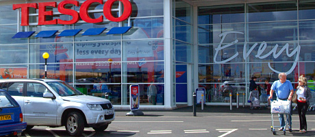 Tesco took the views of its customers into account when deciding to alter its food labels.