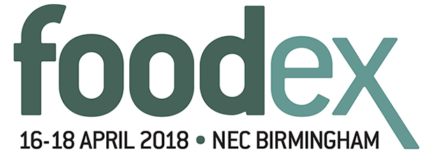 Foodex NEC Birmingham, 16-18 April 2018