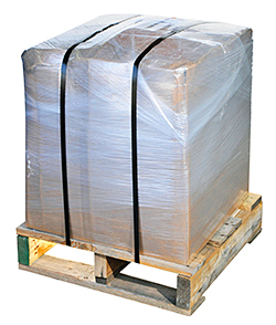 Pallet security is vital to logistics operations.