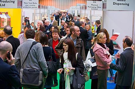 Print technology to draw a crowd