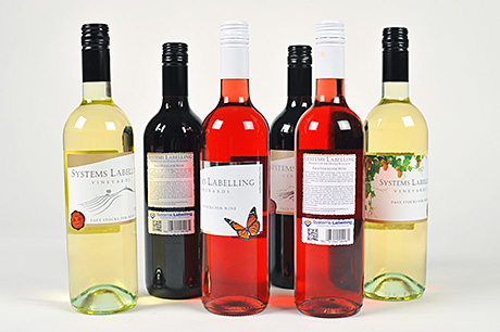 Self-adhesive labels will offer a number of benefits to the wine bottling industry says Systems Labelling, a sector it has supported since October.