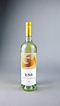 US wine maker Le Pich uses self-adhesive labels from Collotype Labels