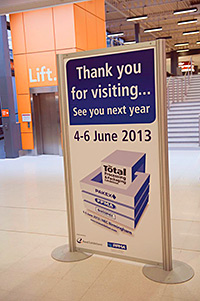 TOTAL Processing & Packaging exhibition