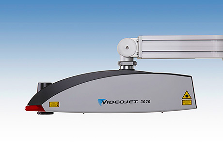 "The Videojet 3020 range: ""One of the most versatile 10-Watt CO2 lasers on the market."""
