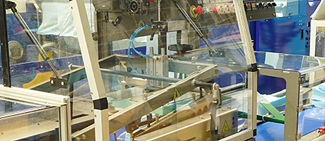 Shrink-wrapping equipment supplier Yorkshire Packaging Systems has recently installed two fully automatic L sealers at the London-based factory of Harrison Wipes for bagging its range of wiping cloth products.