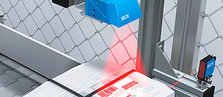 The new SICK CLV610 barcode scanner with fieldbus module addresses the need for easy-to-install and cost-effective product validation and traceability in food packaging.