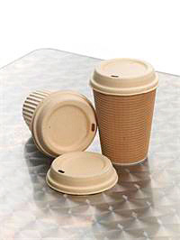 Tri-Star Packaging has launched a ground-breaking plant-based cup lid for hot drinks that can be composted by consumers at home.
