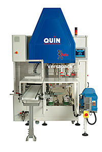 Frozen food manufacturer apetito has chosen the Versapack from Quin Systems Ltd to automate its two dessert hand packing lines