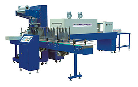 Richard Portman and Mike Hill from Chinese Bottling Machinery Supplies commented on the latest order