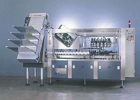 Patented roller system ensures pressure consistency