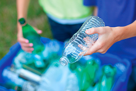 Getting consumers more engaged with plastics recycling is the aim of Recoup's Defra-funded project