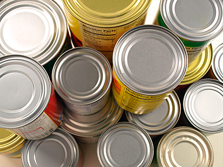 Pregnant women should avoid canned food, advises a US study into fertility and the chemical BPA