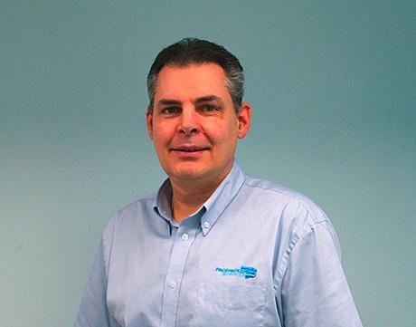 Paul Wilkinson of Pacepacker Services