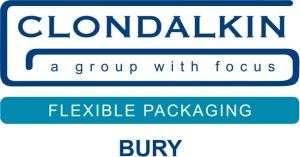 Clondalkin Flexible Packaging Bury logo