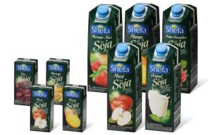 Soja Drinks - Shefa