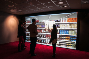 Eyesee and Smurfit Kappa's virtual supermarket helps brands to test different marketing strategies before they are put on shelf