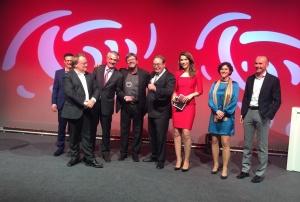 DFTA award handover