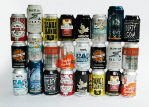 Indie Beer Can Festival Finalists