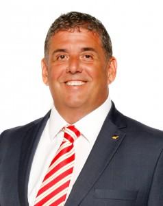Tom Bouchier, new MD of FANUC UK
