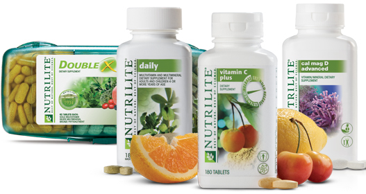 amway nutrilite supplements