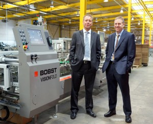 Encore Packaging Solutions Bobst investment
