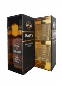 Bain's Whisky open pack