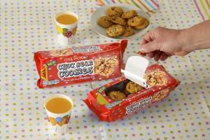 Resealable Cookies HR
