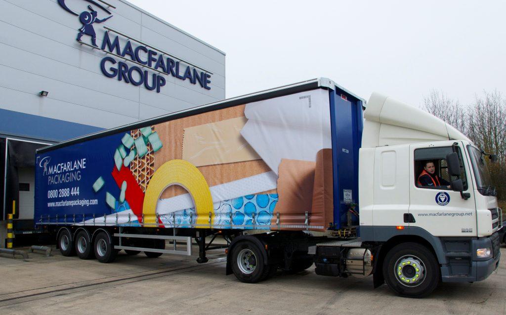 Pic Macfarlane truck