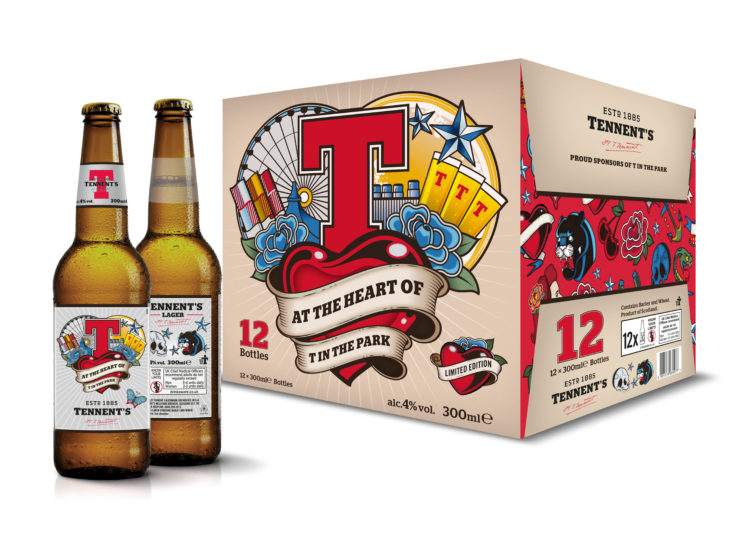 Limited edition lager packs scoop top awards