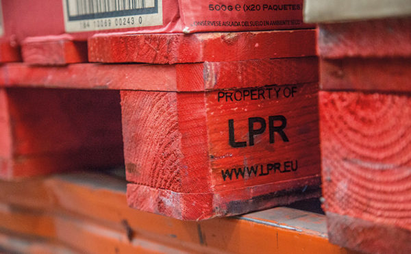 Pallet provider to fully automate two UK depots