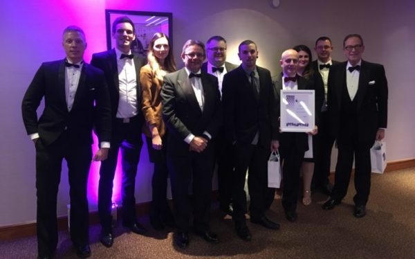 Charpak earns recognition at Business Culture Awards