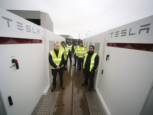 Ardagh Group implements 'industry first' battery system in Irvine