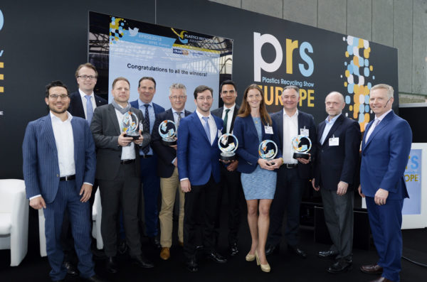 Plastics Recycling Awards Europe winners announced