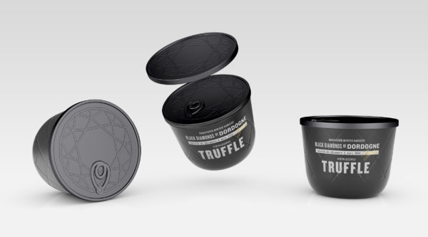Innovative packaging design shows its steel