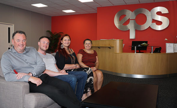Encore eyes growth with four new appointments