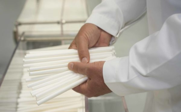 New partnership gives SMEs access to paper straws