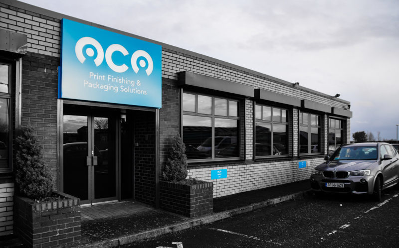 BRC accreditation tipped to open doors for print finisher