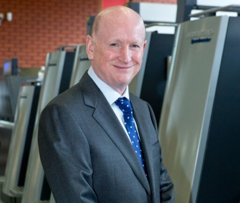Heidelberg UK MD to step down in March