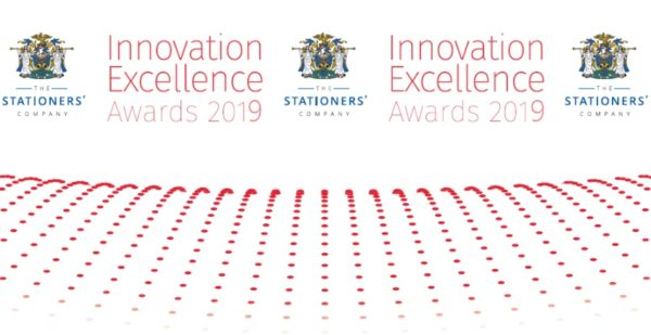Entries open for 2019 Stationers' Company Innovation Excellence Awards