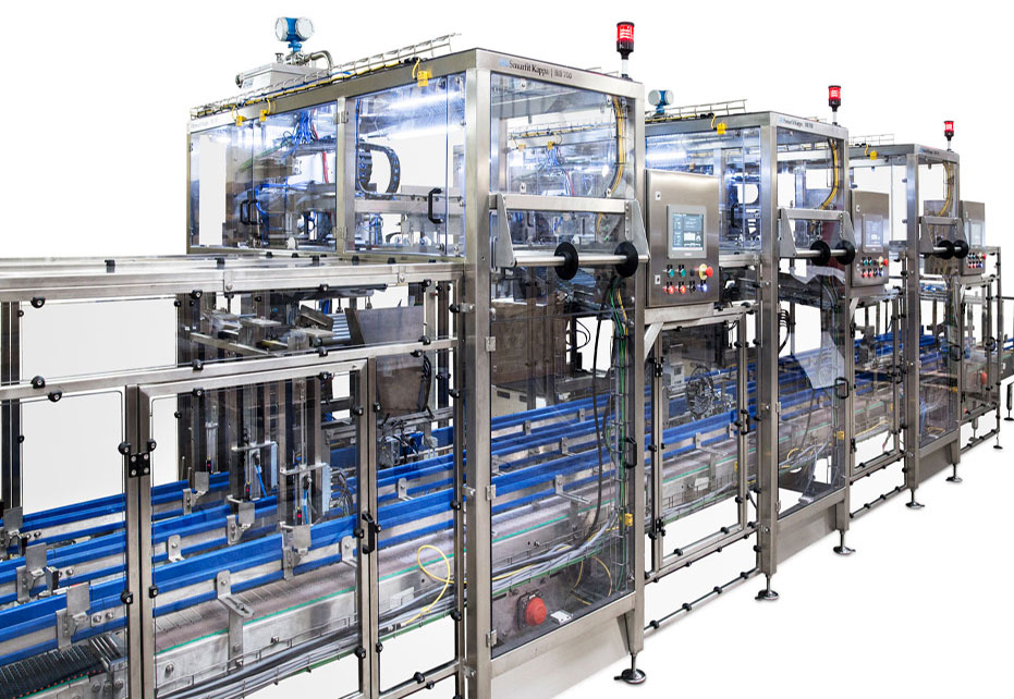 d7a2f2086f2 Triple-head filling machine launched by Smurfit Kappa | Packaging ...