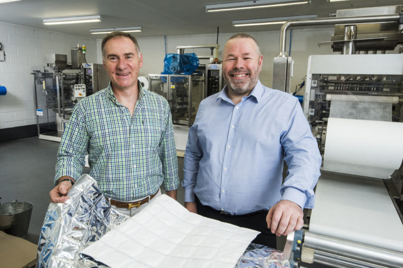 Latest acquisitions boost Fife packaging specialist's expansion plans