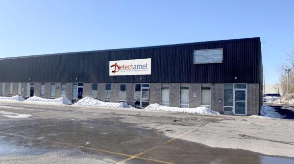 Detectamet to establish new base in Canada