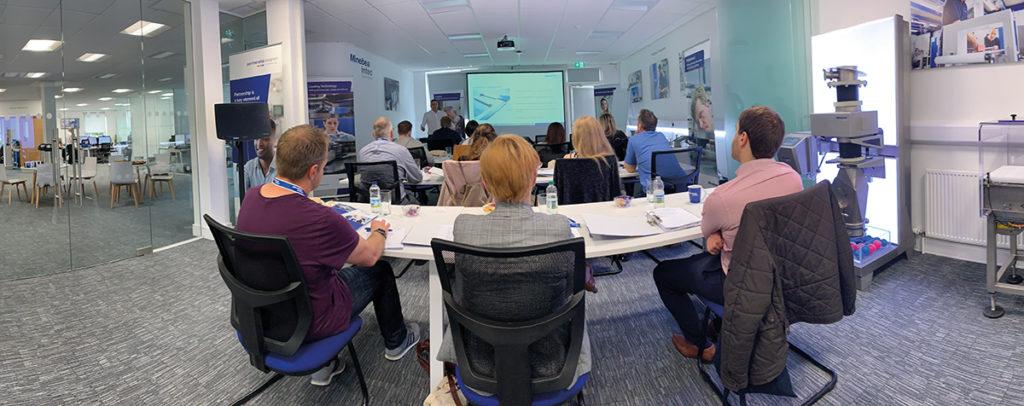 Minebea Intec Process Control Seminar