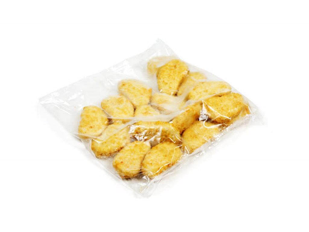 Vertical frozen nuggets