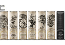 Game of Thrones whisky image collection