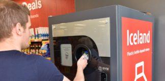 Iceland deposit return machine